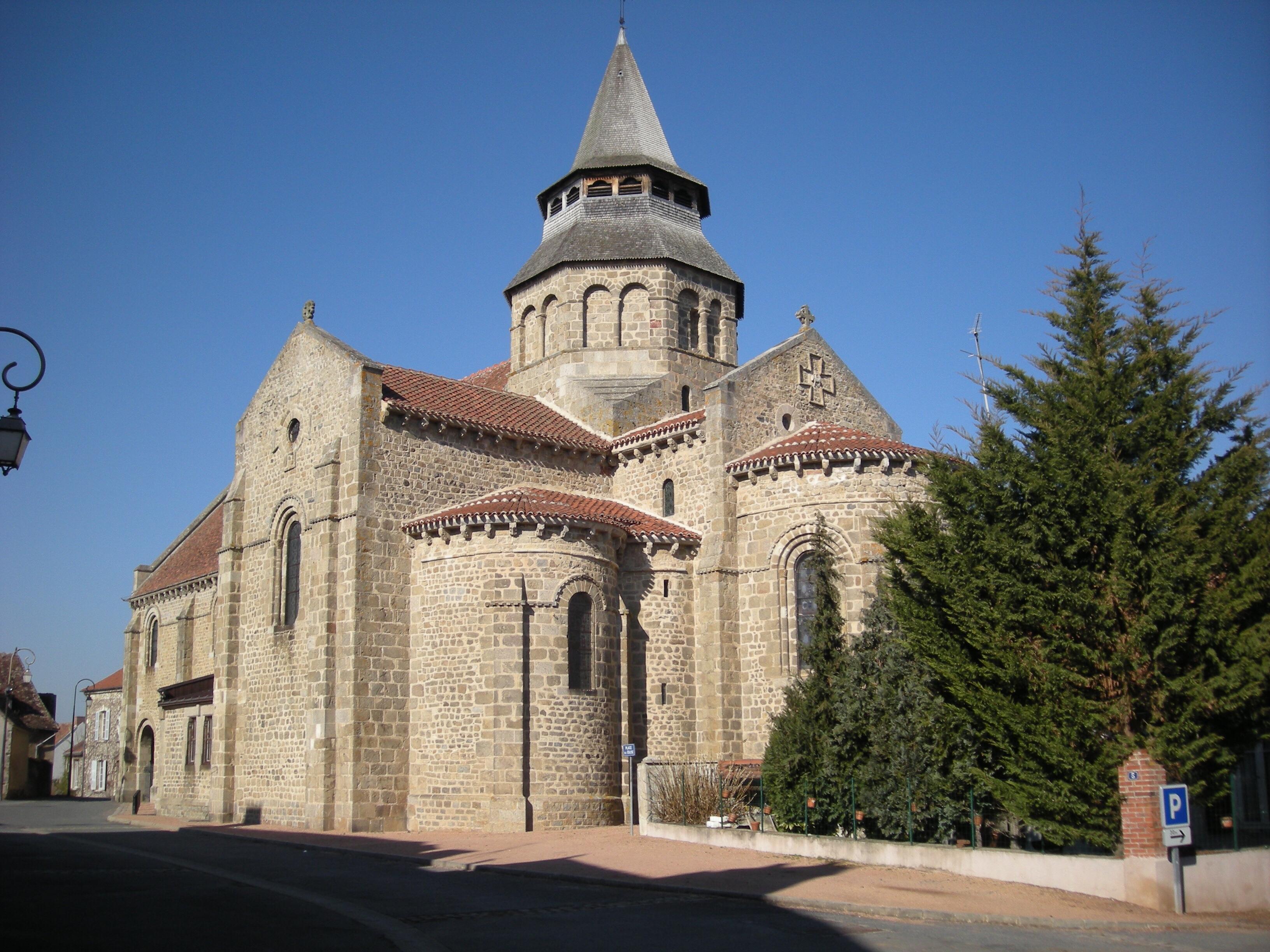 Notre Dame d'Huriel