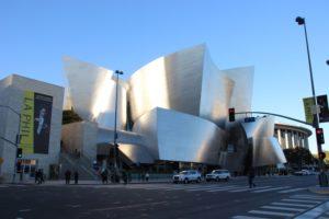 Walt Disney Concert Hall de Frank Gehry