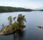Les lacs en Suède