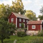 Les maisons en Suède