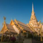 Les temples du pays