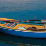 Bateau en Tunisie