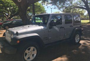 Jeep à Hawaï